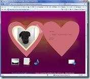 Milo-Daisy Valentine Card